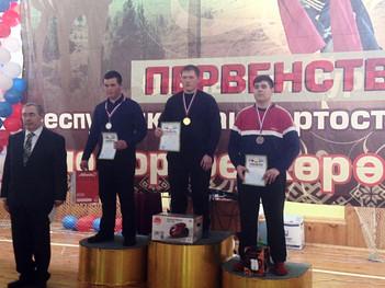 Первенство Республики Башкортостан по борьбе «Корэш», посвященное памяти генерал-майора М.М.Шаймурат