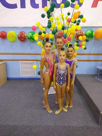 Всероссийские соревнования «Юные гимнастки» и Всероссийский турнир «Осенний хоровод» ОФСОО «Русь»