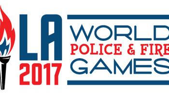 ХVII Всемирные игры полицейских и пожарных- 2017 ( г.Лос-Анжелес)