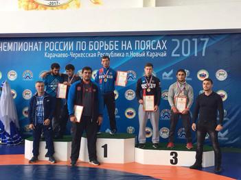 Демские борцы поедут на Чемпионат мира по борьбе на поясах
