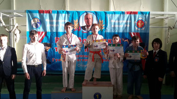 Республиканский турнир по дзюдо среди юношей и девушек 2005-2007 г.р. на призы тренера Гудкова Евген