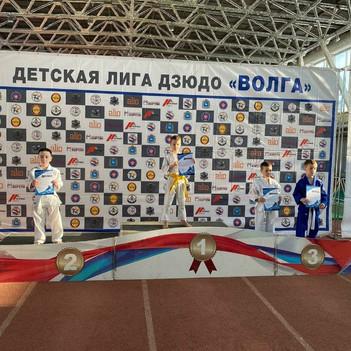 Grand Prix Детской Лиги Дзюдо «Волга»