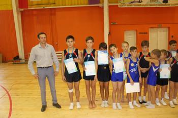 Первенство СШОР№11 по спортивной акробатике и прыжкам на батуте