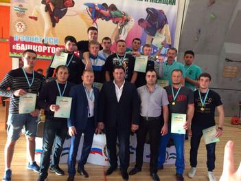 Чемпионат Республики Башкортостан по борьбе на поясах среди мужчин и женщин в зачет РСИ «Башкортоста
