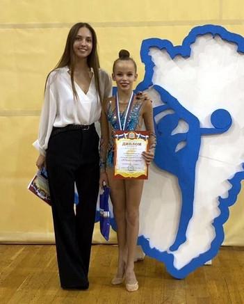 Открытое первенство Самарской области по художественной гимнастике!
