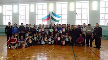 Открытое первенство по Борьбе на поясах среди юношей, посвященное Дню Защитников Отечества