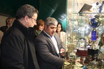 """Спортивный комплекс """"Батыр"""" посетили гости из Швейцарии"""