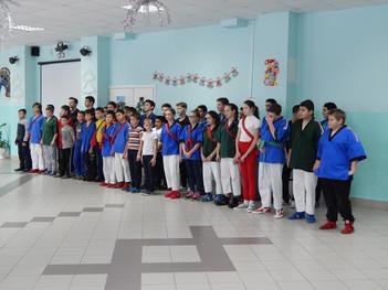 Открытое первенство Дёмского района по борьбе на поясах среди юношей и девушек, посвящённое Дню Конс