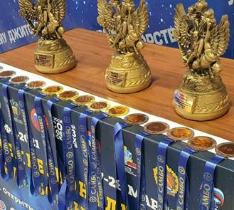 Межрегиональный форум боевых искусств (самбо)