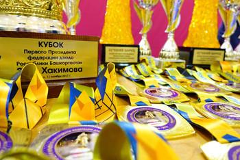 «Кубок Первого Президента федерации дзюдо Республики Башкортостан»