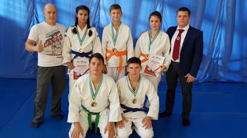 Первенство Республики Башкортостан по дзюдо среди юношей и девушек до 18 лет