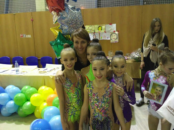 Всероссийский турнир «Русская зима» по художественной гимнастике