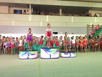 Открытый городской турнир по художественной гимнастике, памяти тренера Кутдусовой Р.М.