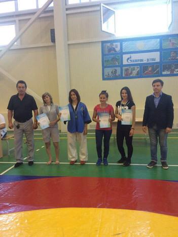 Чемпионат Республики Башкортостан по борьбе на поясах