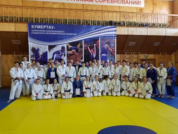 Первенство по дзюдо среди юниоров и юниорок 1999-2001г.р.