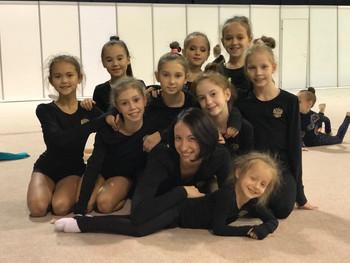г.Тольятти  Открытый чемпионат городского округа по художественной гимнастике