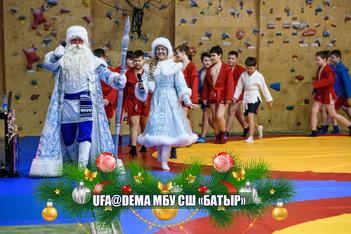 Кубок Деда Мороза- самбо, дзюдо!!!