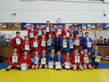 Открытое первенство Спортивной школы «Батыр» на призы ЦС «Маршал Артс» среди юношей и девушек 2001-2