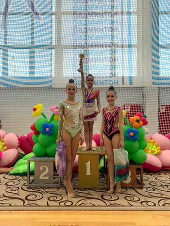 Всероссийские соревнования Лично-командный кубок ОФСОО Авангард по художественной гимнастике