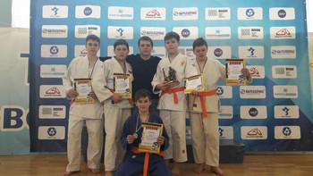 XXXVII традиционные Всероссийские соревнования по дзюдо, посвященные памяти воина Виктора Прохача