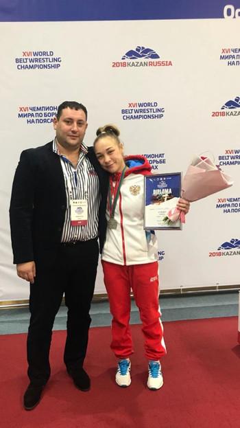 XVI чемпионата мира по борьбе на поясах среди мужчин и женщин не моложе 18 лет в вольном и классичес