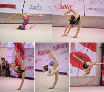 Турнир по художественной гимнастике «Маленькая фея»