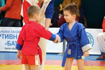 Открытое первенство спортивной школы «Батыр» по самбо среди юных самбистов 2009-2010 и 2011-2012 г.г