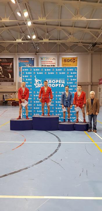 Чемпионат Республики Башкортостан по самбо среди мужчин