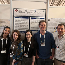 5th Conference of the Israel Society for Biotechnology Engineering (ISBE 2019)