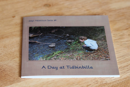 A Day at Tidbinbilla - Joey's Adventure Series #1