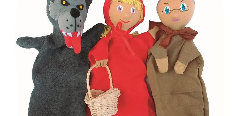 Les Enfants Terribles et Le théâtre de marionettes