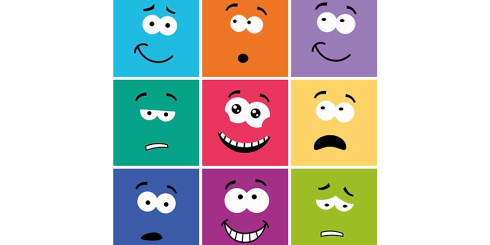 LES ENFANTS TERRIBLES : mes émotions sont mes amies