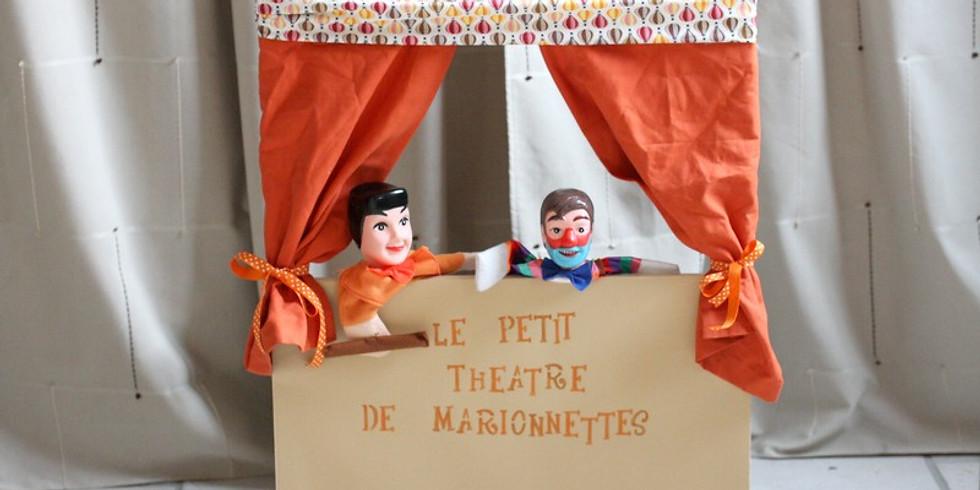 """""""L'automne poétique"""" :  ainsi font font font les petites marionnettes"""