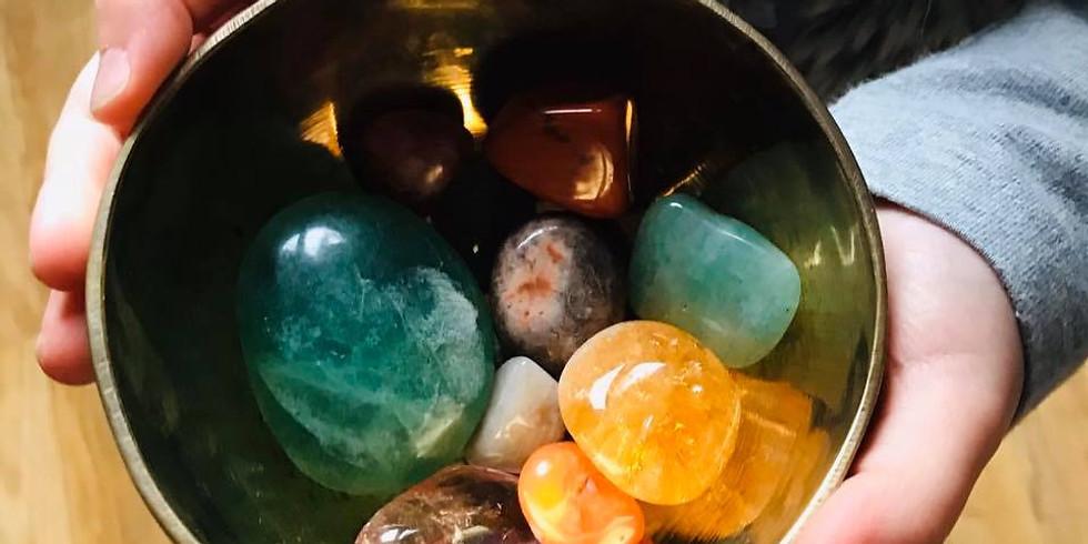 Les pierres, la nature, la vie...