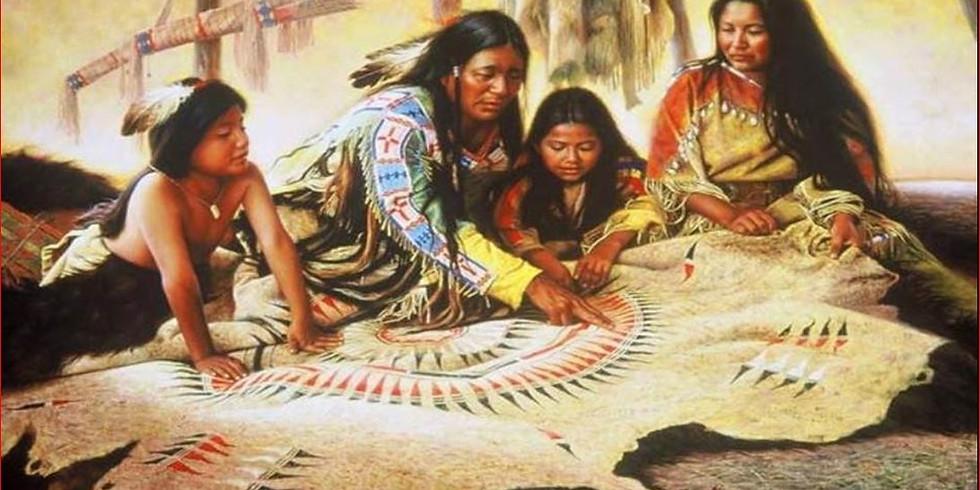 Les Enfants Terribles découvrent les Amérindiens (ateliers pour les 4 à 12 ans)