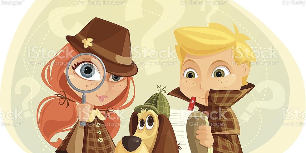 Les Enfants Terribles font les détectives... (pour les 4 à 12 ans)