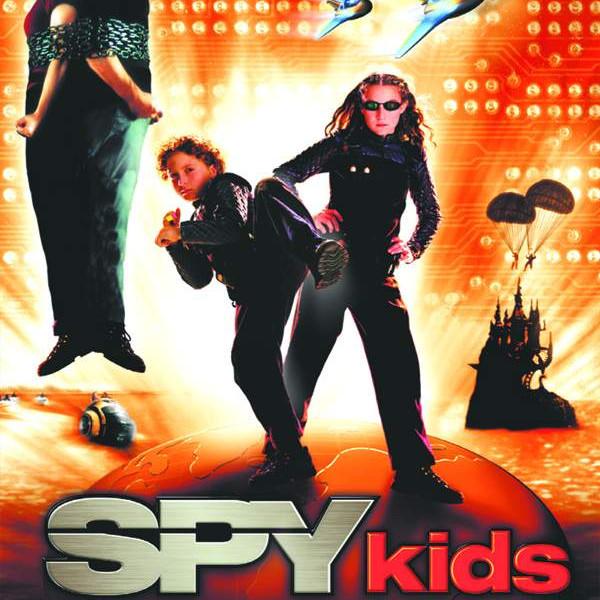 LES ENFANTS TERRIBLES à l'académie des SPY KIDS