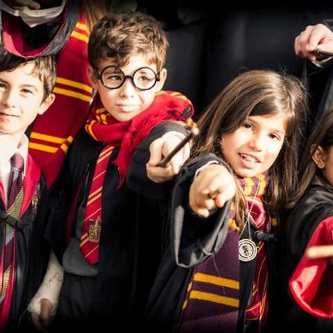 Les Enfants Terribles à l'école des sorciers (pour les enfants de 4 à 12 ans)