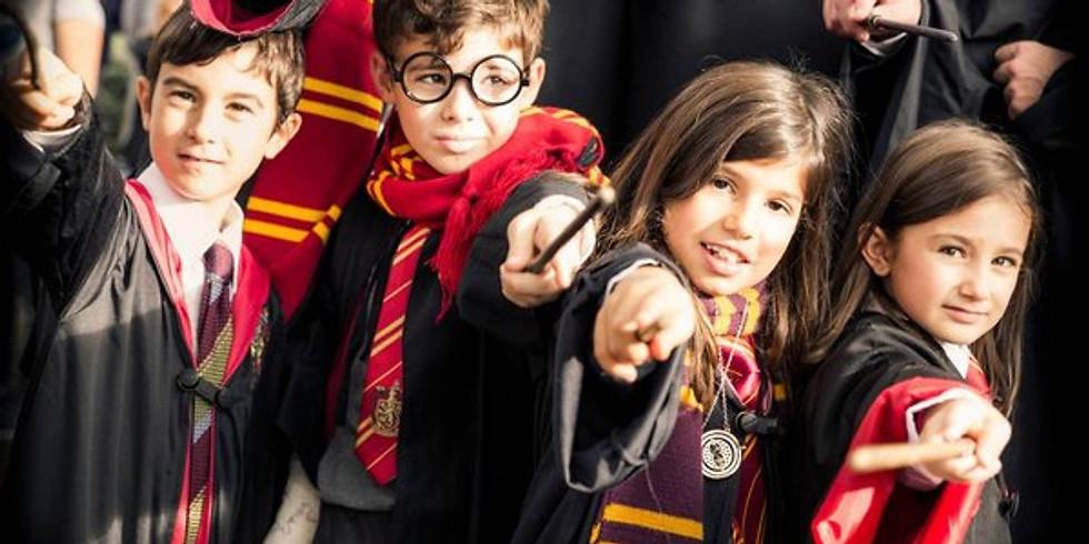 (COMPLET) Les Enfants Terribles à l'école des sorciers (pour les enfants de 4 à 12 ans)