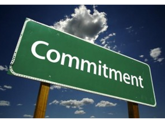 DAY #5 Of 12 Days Of The 12 Cs - COMMITMENT