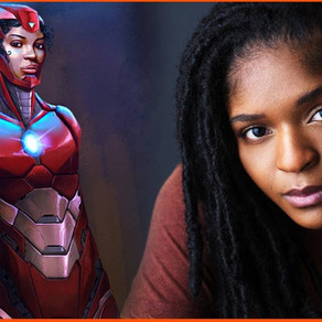 Disney+ and Marvel Casts: Dominique Thorne as IronHeart