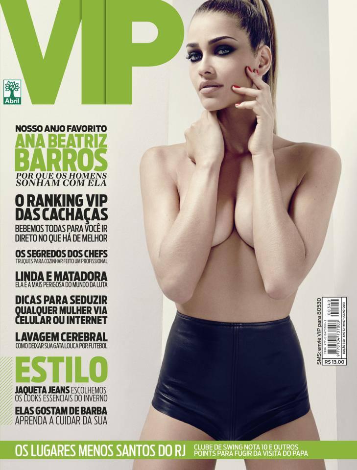 Ana Beatriz Barros VIP