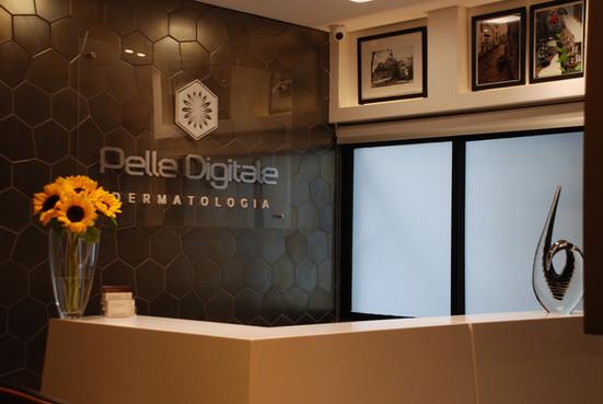 Pelle Digitale Dermatologia