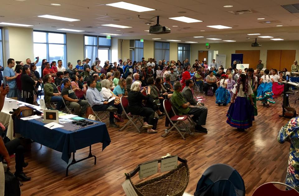 Full house at Climate of Hope