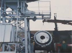 Fabricação de Carregamento de Forno