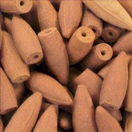 500g Indian Backflow Incense Burning Cones - Sandalwood