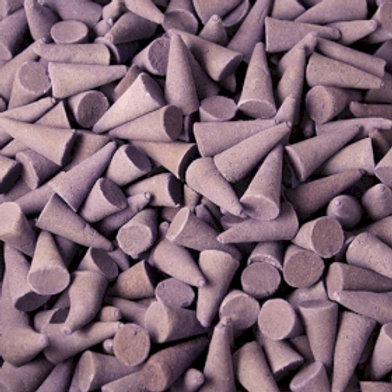 Bulk Incense Cones - Lavender (Approx. 850)