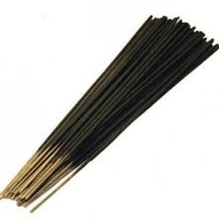 50 Loose Indian Incense Sticks - Patchouli - Hand rolled