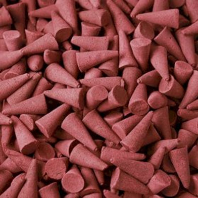 Bulk Incense Cones - Midnight Rose (Approx. 850)