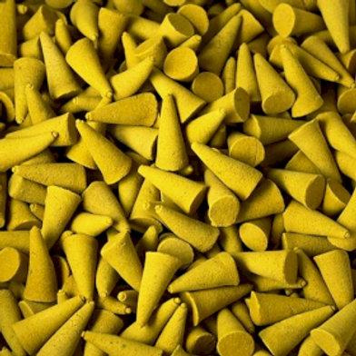 Bulk Incense Cones - Lemon (Approx. 850)